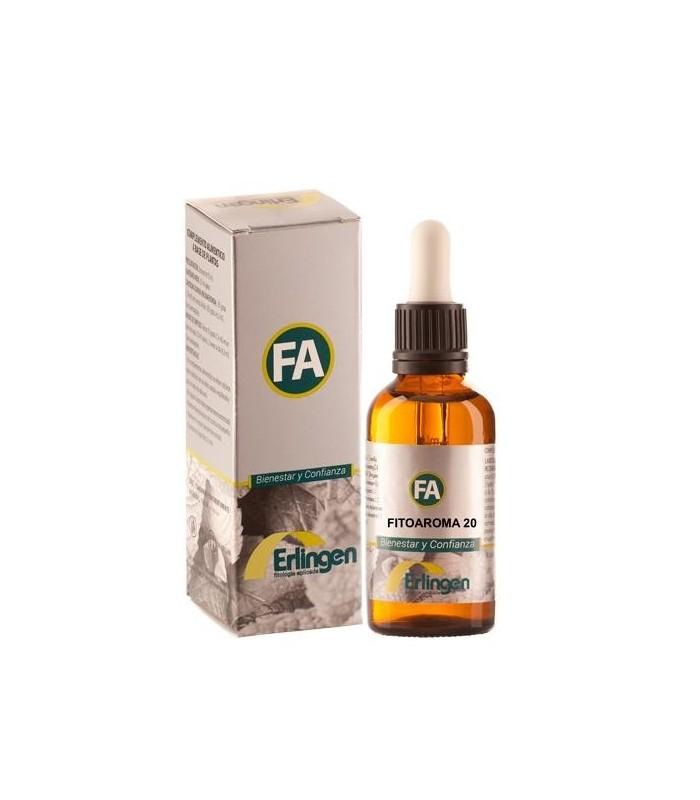 FITOAROMA 20  55 ml.  ERLINGEN
