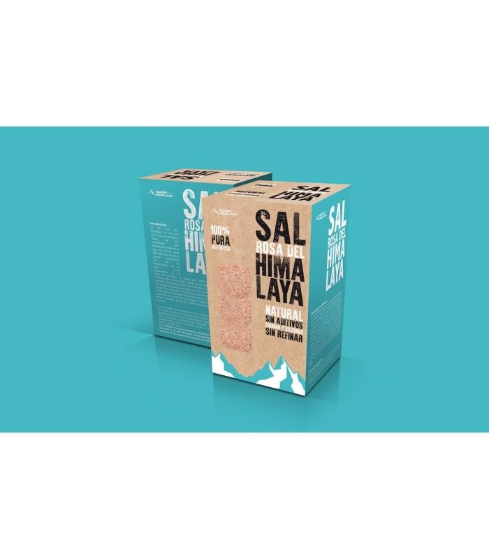 SAL ROSA DEL HIMALAYA 1 Kgr.