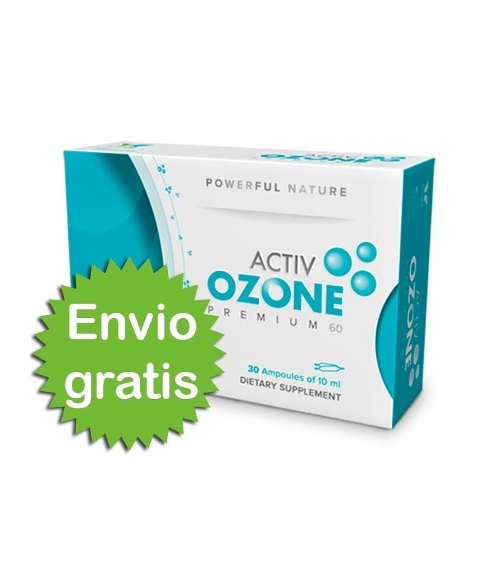 ACTIVOZONE PREMIUM 60 (30 AMPOLLAS)