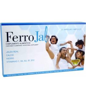 FERROJAL 20 ampollas