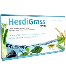 HERDIGRASS DREN 20 ampollas 15 ml.