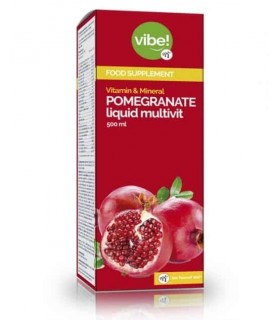 POMEGRANATE 500 ml. VIBE