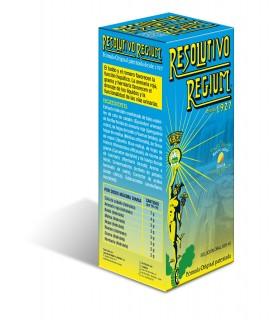 RESOLUTIVO REGIUM 600 ml.  PLAMECA
