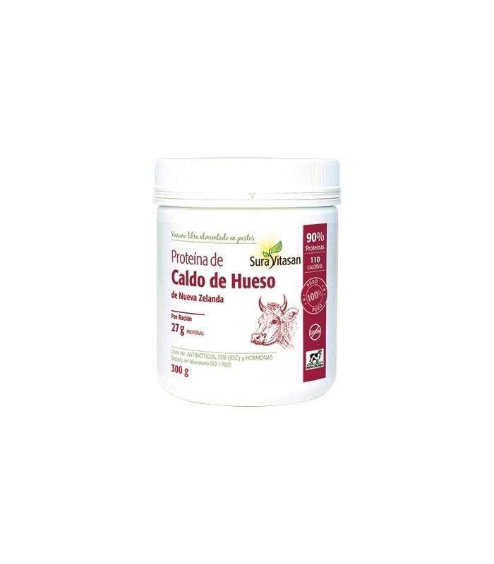 PROTEÍNA DE CALDO DE HUESOS 300 GR