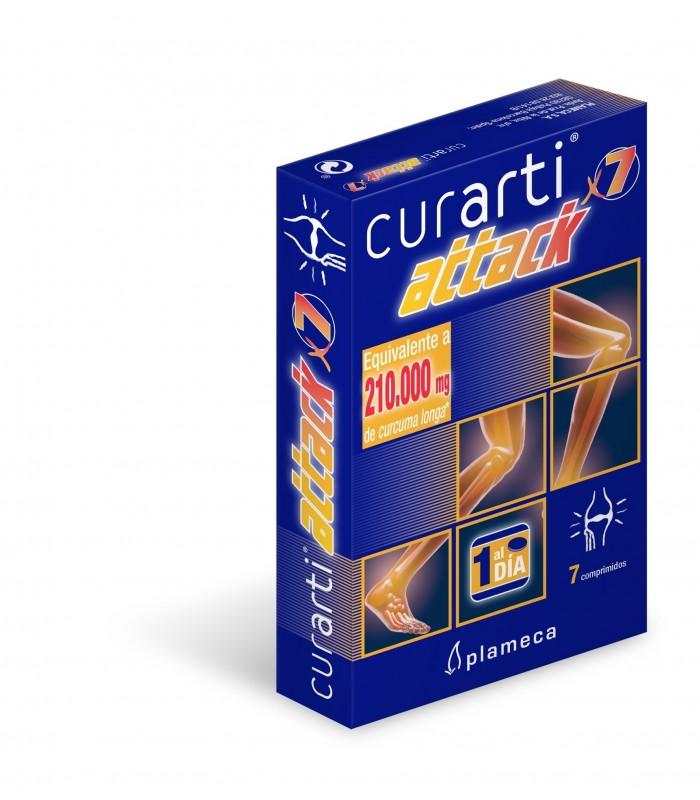 CURARTI ATTACK 7 comp. PLAMECA