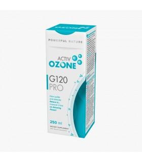 ACTIVOZONE G120 PRO jarabe 250 ml