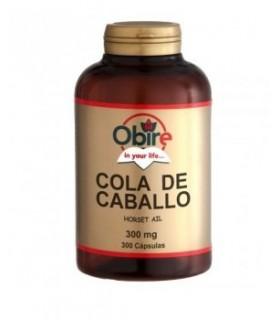 COLA DE CABALLO 300 MG. 300 CÁPSULAS