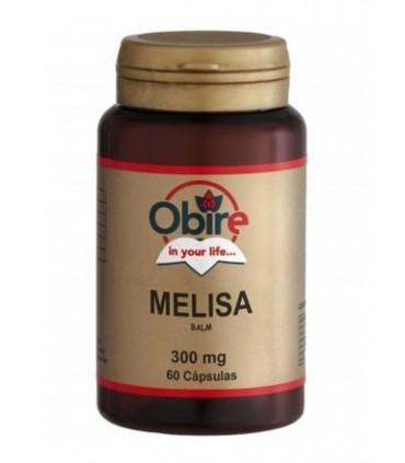 MELISA 300 MG. 60 Cáps OBIRE (DESCATALOGADO)