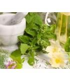 Fitoterapia (herboristería y sustancias naturales)
